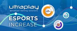 UltraPlay with a record-breaking eSports betting increase