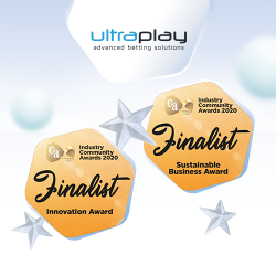 UltraPlay is among the 2020 Industry Community Awards Finalists