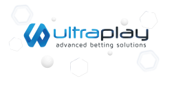 UltraPlay's new logo