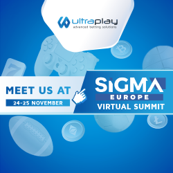 UltraPlay to exhibit at SiGMA Virtual Summit