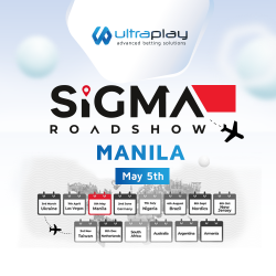 UltraPlay on the next SiGMA Roadshow: Manila