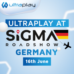UltraPlay is exhibiting at SiGMA Roadshow Germany