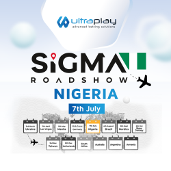 UltraPlay at SiGMA Roadshow Nigeria