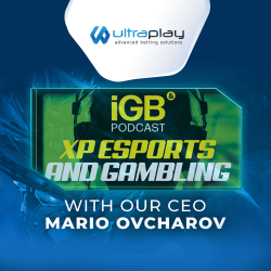 UltraPlay at the iGB XP Esports and Gambling Podcast