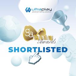 UltraPlay named finalist at IGA Awards