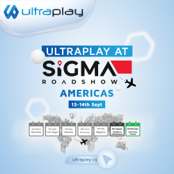 UltraPlay at SiGMA Roadshow Americas