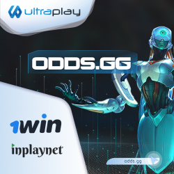 UltraPlay launch ODDS.GG on 1win and Inplaynet