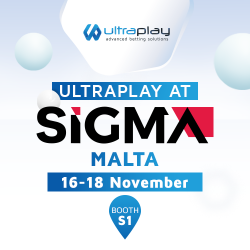 UltraPlay returns to live events at SiGMA